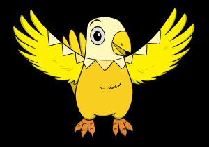 Pixelbird Mascot